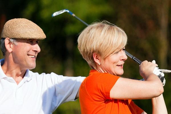 Starting In Golf