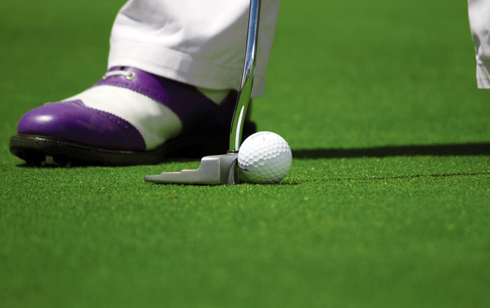 Easy Putting Tip With Rod Spittle