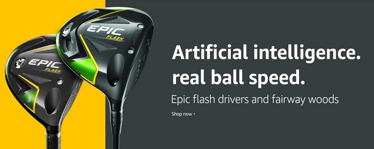Golf Gear And Accessories Banner