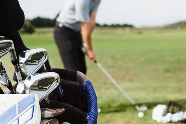 A Simple Drill To Reduce Golf Swing Tension