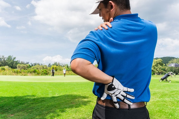 How To Prevent Back Pain Caused by Playing Golf?
