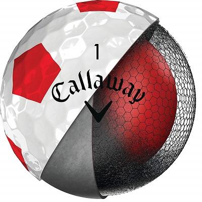 Callaway Golf Chrome Soft Truvis Golf Balls