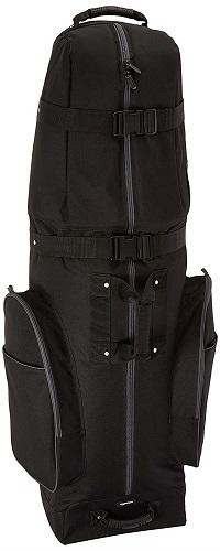 Amazon Basics Soft-Sided Golf Club Travel Bag With Wheels