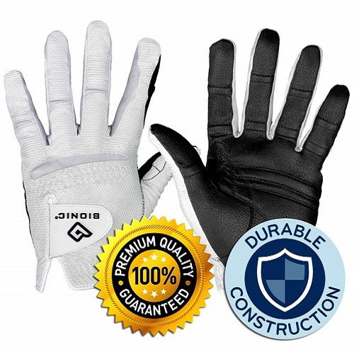 2020 New Improved Long Lasting Bionic Relax Grip Golf Glove