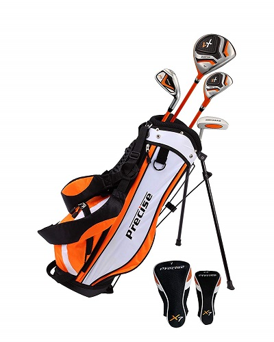 Precise Golf X7 Junior Complete Golf Club Set