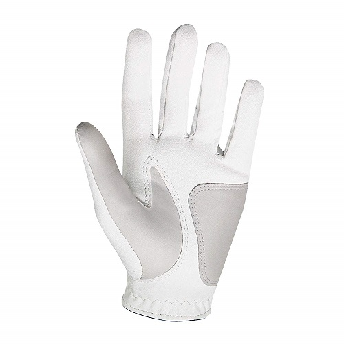 FootJoy Men's WeatherSof Golf Gloves Pack Of 2 White