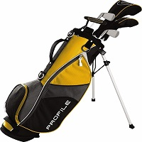 Wilson Golf Profile JGI Junior Complete Set
