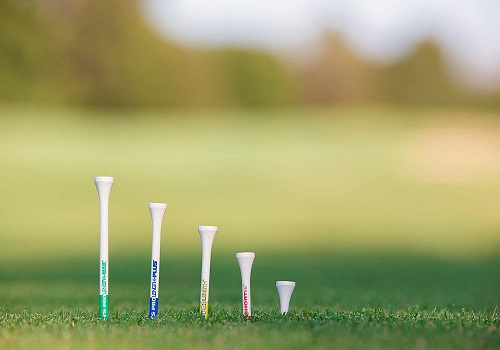 Pride Professional Tee System 3-1/4 inch Pro Length Plus Tee