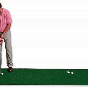 Putt-A-Bout Golf Putting Mat 3 X 11-Feet Green
