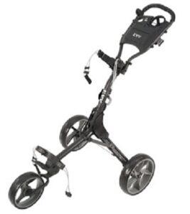 KVV 3 Wheel Foldable/Collapsible Golf Push Cart